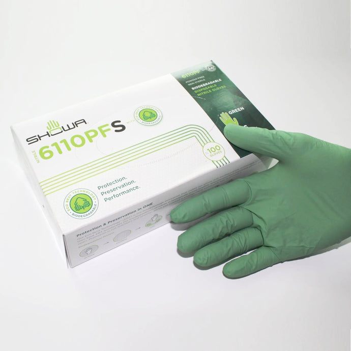 Landfill-Biodegradable Disposable Gloves x 100 (Wholesale available)