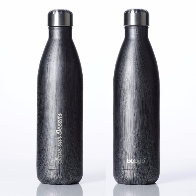 Insulated Stainless Steel Bottle 750ml - Blackwood