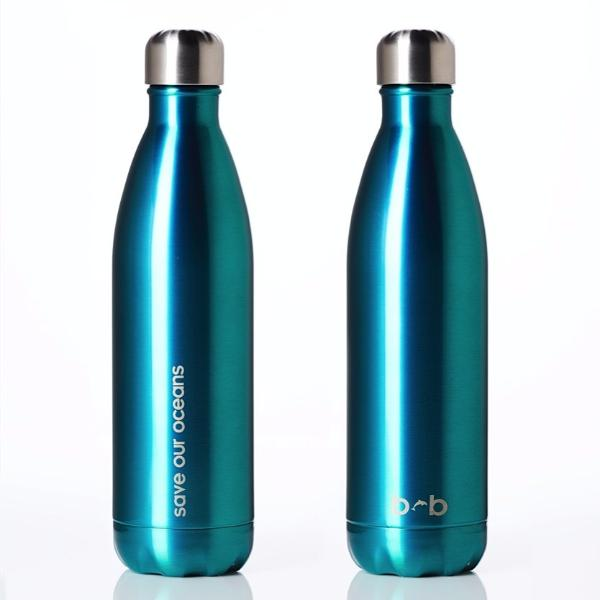 Insulated Stainless Steel Bottle 750ml - Mint