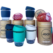 Joco Coffee Cup (Barista Certified) 12oz - Mood Indigo