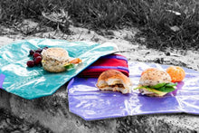 Eco Lunch Wraps - 5 Colours