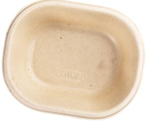 250 ML BOWL - Compostable Bagasse (Sugarcane Pulp) Plates - Pack of 25, 50 or 125