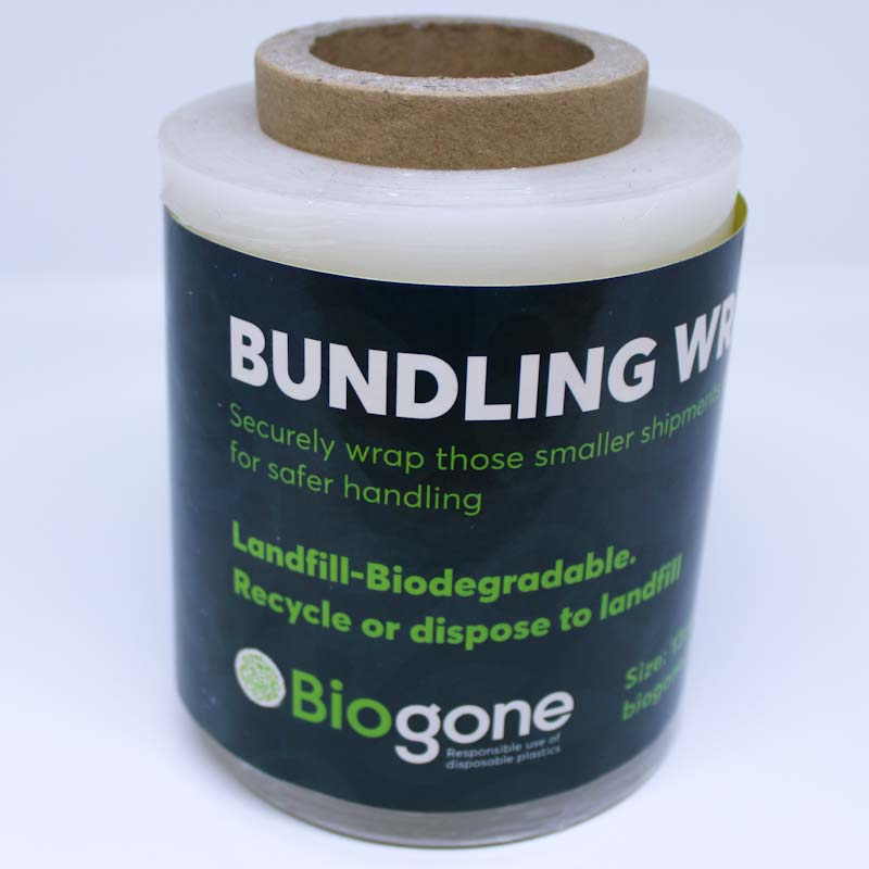 Landfill Biodegradable Bundling Wrap Roll (ex. GST)