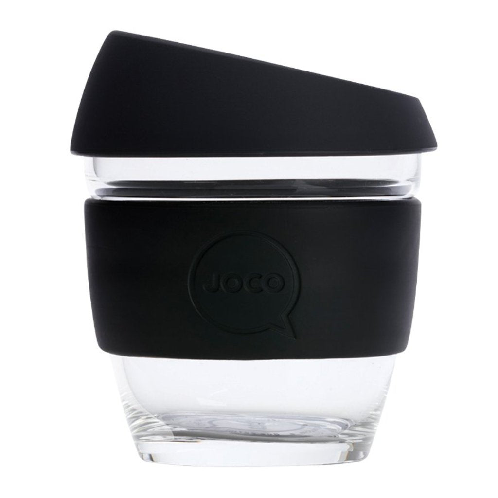 Joco Coffee Cup Small 8oz - Black
