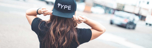 TYPE Clothing has a great selection of snapbacks and dad hats