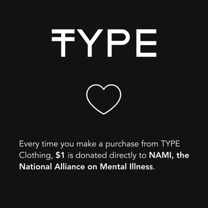 TYPE & NAMI, The National Alliance on Mental Illness