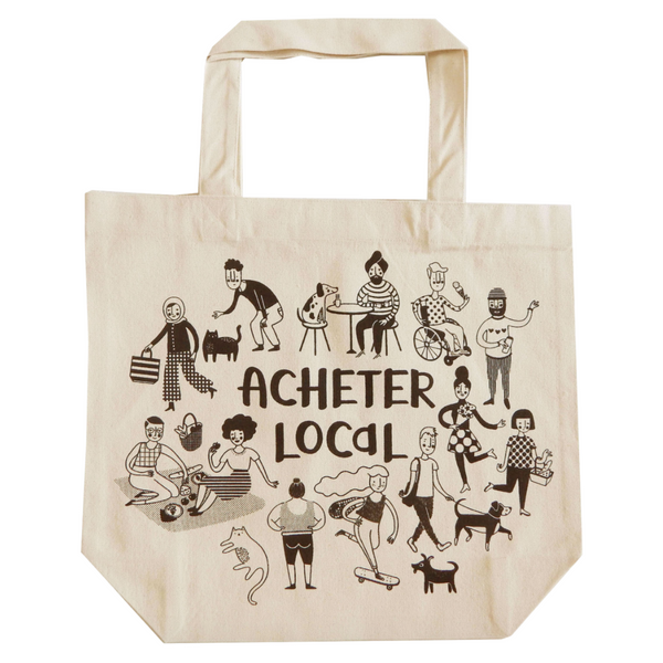 Acheter Local Tote Bag - Flamingo Boutique