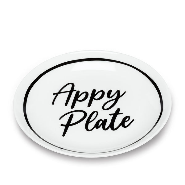 Appy Plate Appetiser Plate