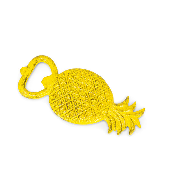 Pineapple Iron Bottle Opener - Flamingo Boutique
