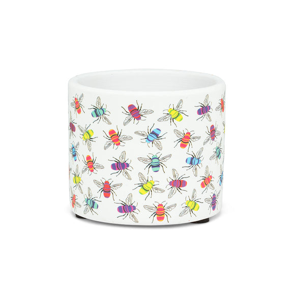 Multicolour Bee Planter