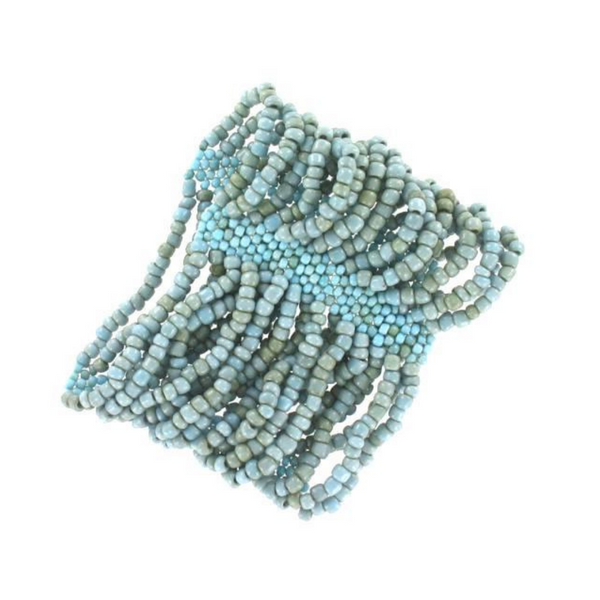 Stretchy Beaded Cuff