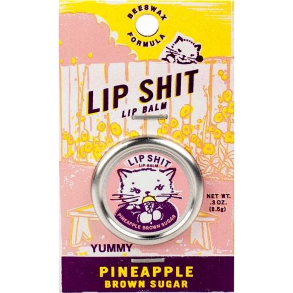 Pineapple Brown Sugar Lip Shit