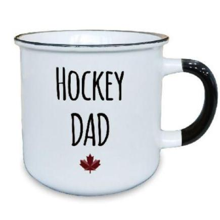 Hockey Dad - Ceramic Mug - Flamingo Boutique