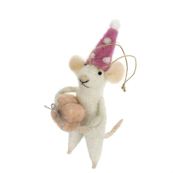 Party Pamela Felt Mouse
