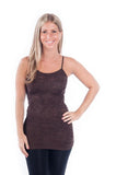Krinkle Camisole - One Size - Flamingo Boutique