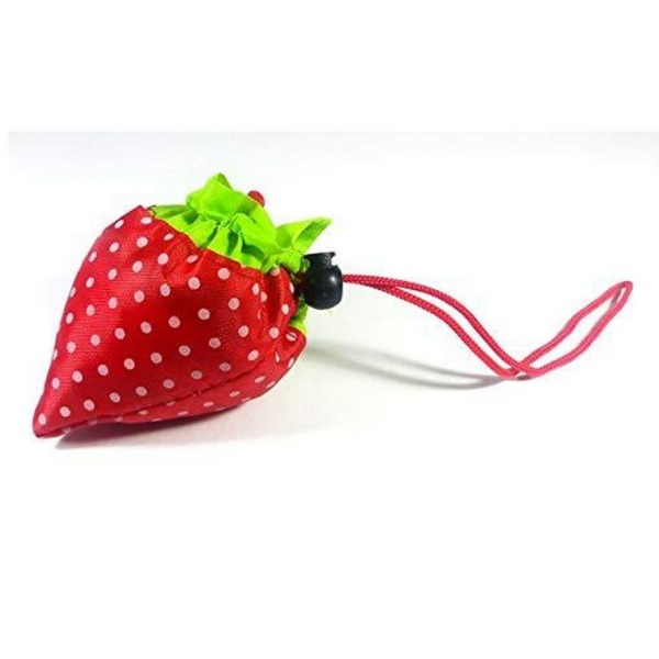 Strawberry Foldable Shopping Bag