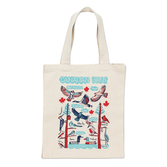 Canadian Bird Tote Bag
