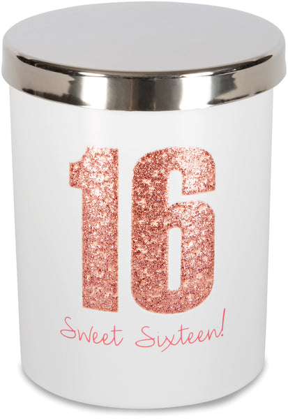 Sweet Sixteen  Candle - Flamingo Boutique
