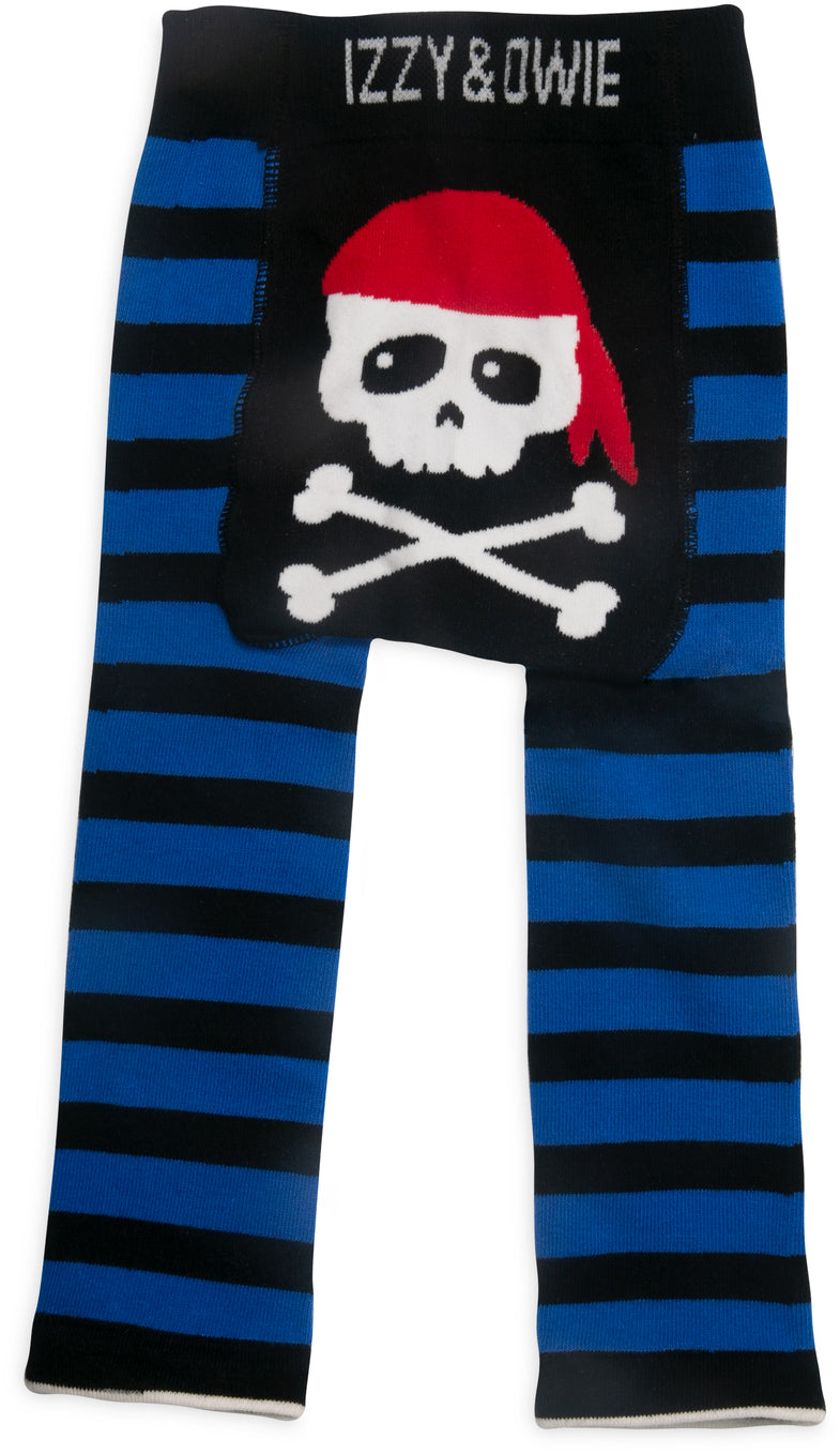 Happy Pirate Baby Leggings - Flamingo Boutique