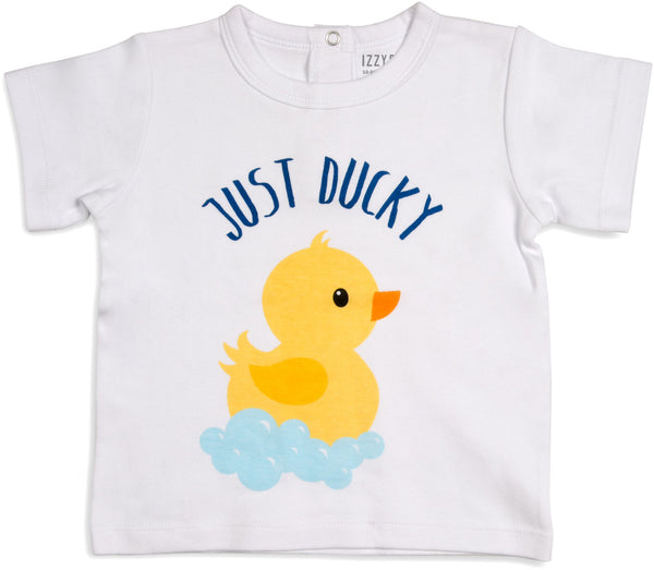 Rubber Ducky Baby T-Shirt