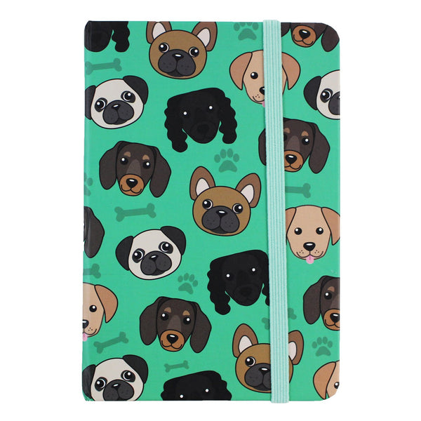 Dog Notebook - Flamingo Boutique