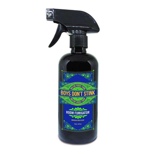 Boys Don't Stink Room Fumigator