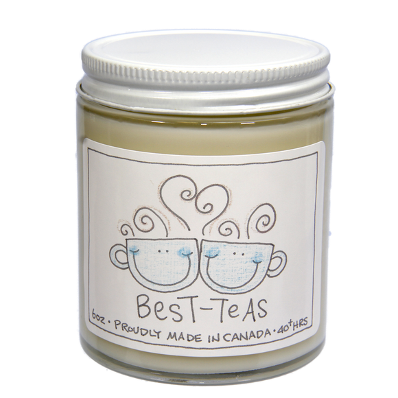 Best Teas Soy Candle - Flamingo Boutique
