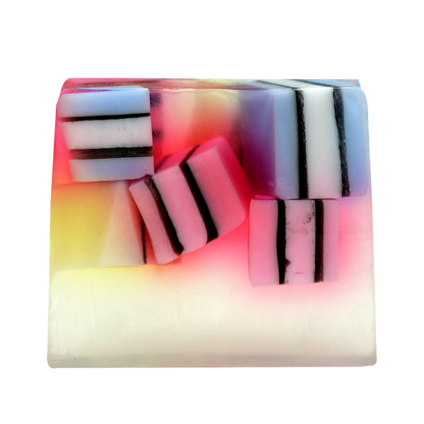 Candy Box Soap Slice