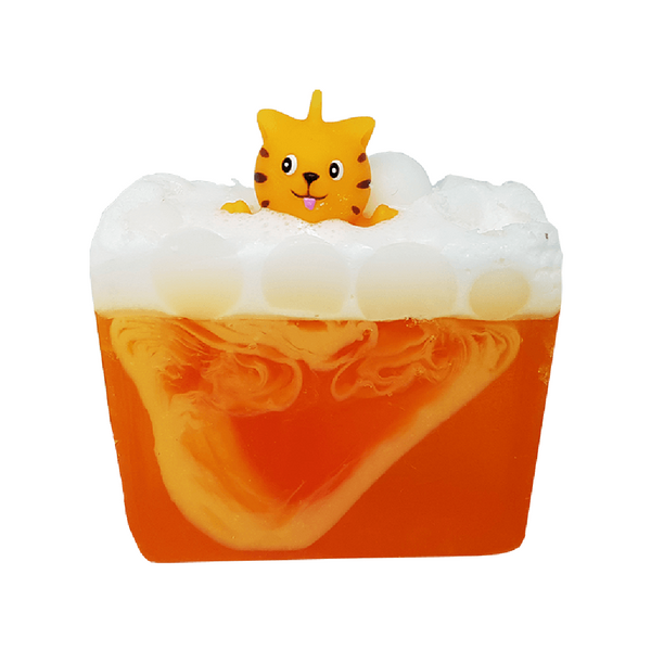 Purrfect Kitty Soap Slice