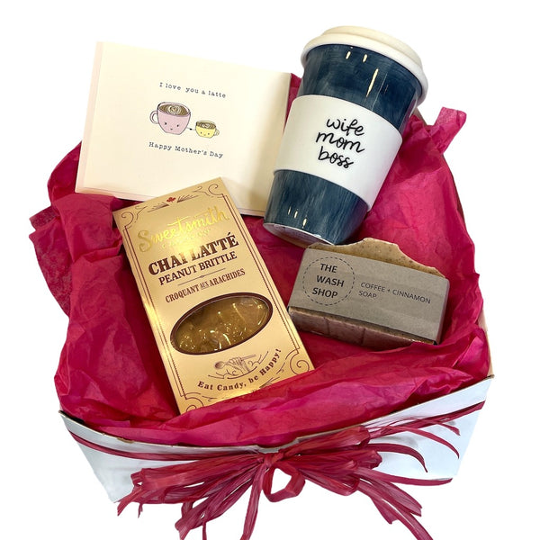 Coffee Mom Gift Box
