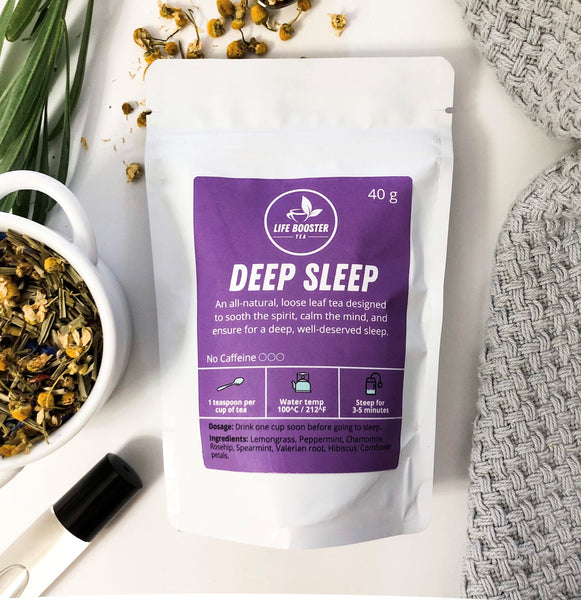 Deep Sleep Tea - Flamingo Boutique