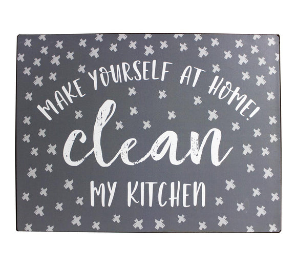 Clean My Kitchen Sign
