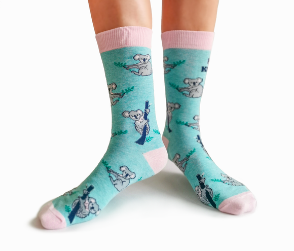 Koalified Socks