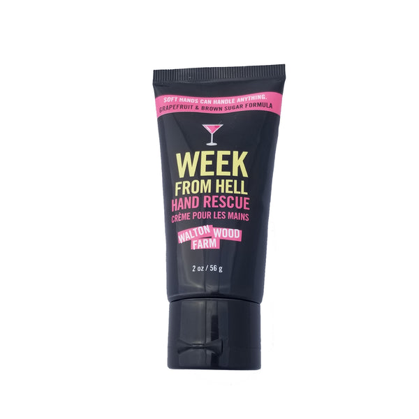 Week From Hell Hand Cream Tube
