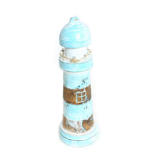 Wooden Lighthouse - Flamingo Boutique