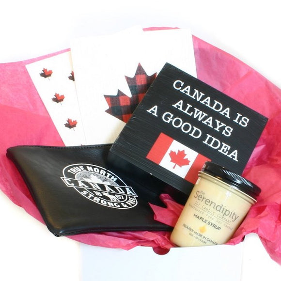 Canada Eh? Gift Box - Flamingo Boutique