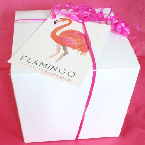 Wine Themed  Gift Box - Flamingo Boutique
