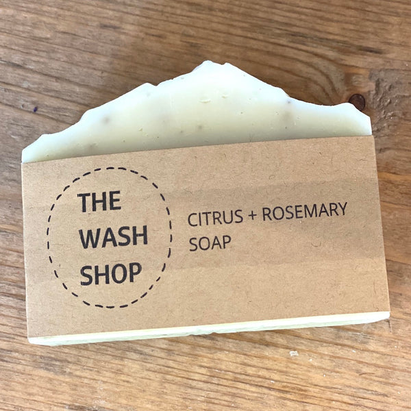 Citrus & Rosemary Soap - Flamingo Boutique