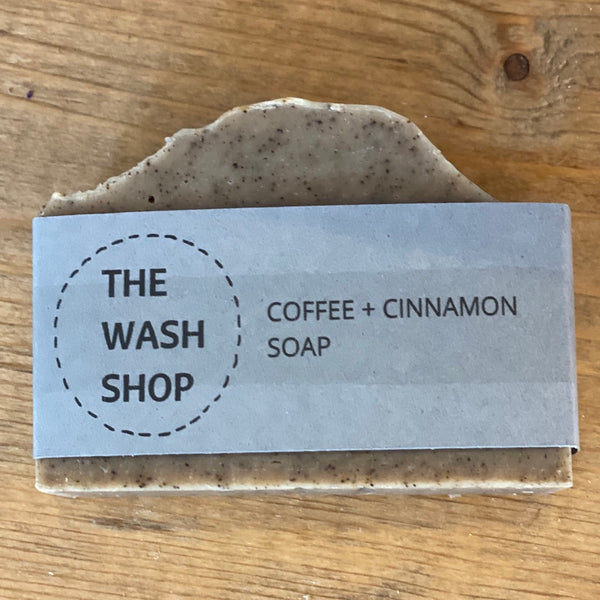 Coffee & Cinnamon Soap - Flamingo Boutique