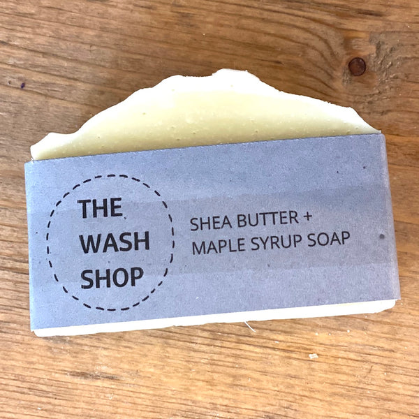 Shea Butter & Maple Syrup Soap - Flamingo Boutique