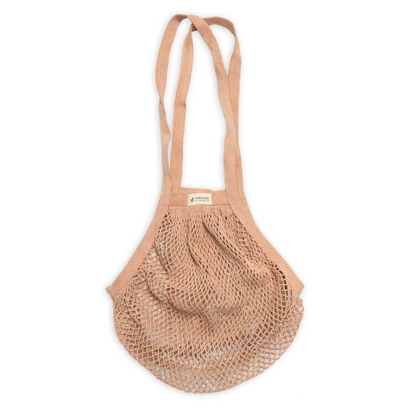 Organic Net Eco Bag - Flamingo Boutique