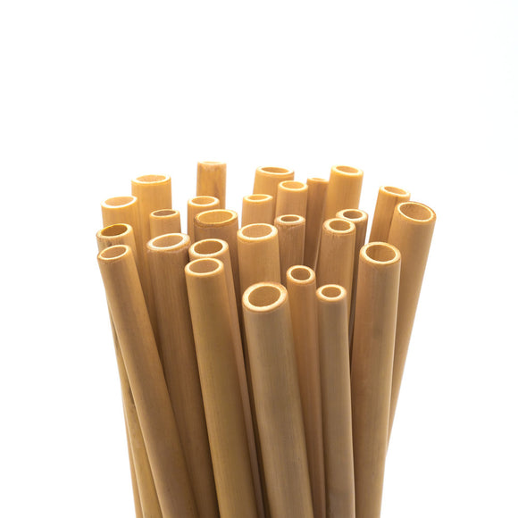 Bamboo Straws - Flamingo Boutique