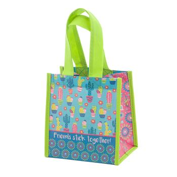 Friends Stick Together Small Gift Bag - Flamingo Boutique