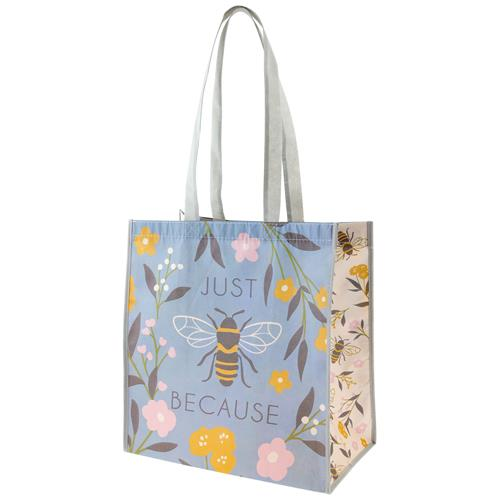 Just Because Bee Large Gift Bag - Flamingo Boutique