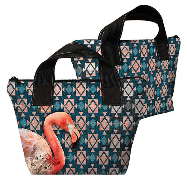Flamingo Mini Tote Bag - Flamingo Boutique