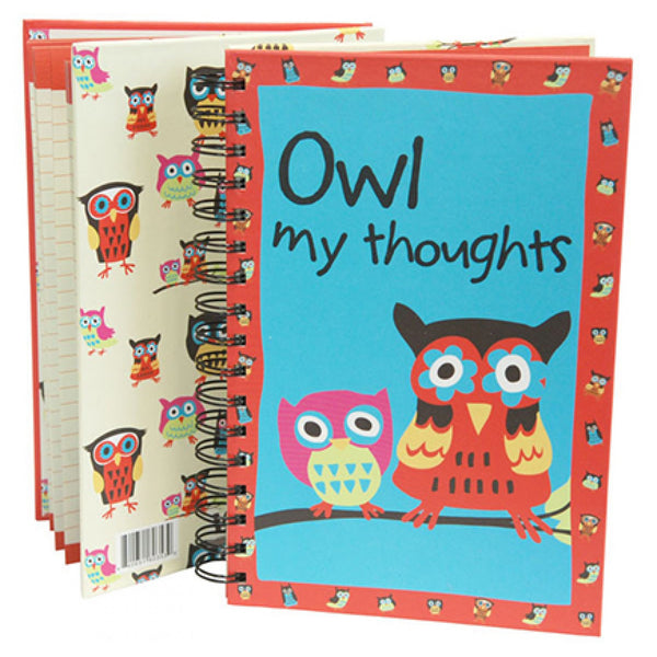 I'm Owl Yours Notebook