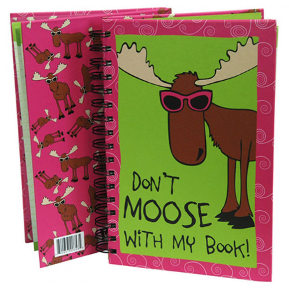 Don't Moose With My Notebook - Flamingo Boutique