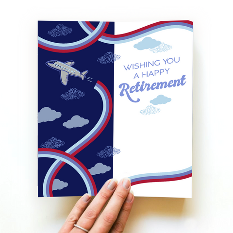 New To Do List - Retirement Card & Socks - Flamingo Boutique