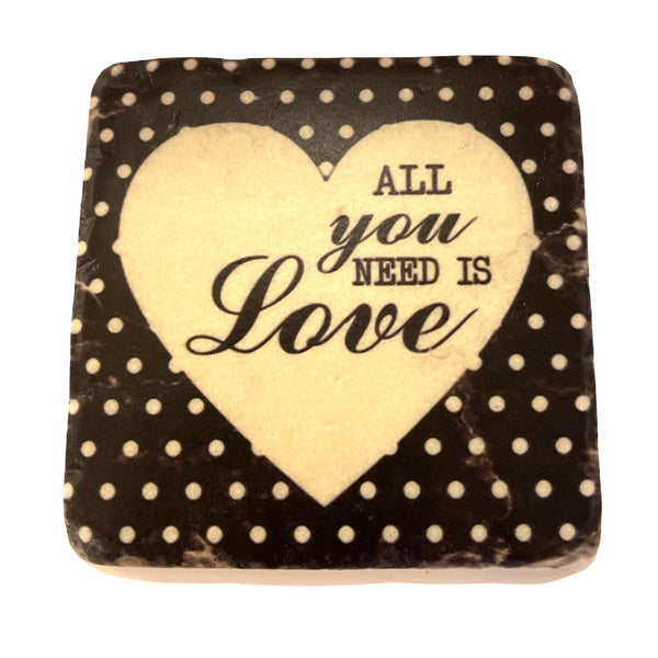 All You Need Is Love Coaster