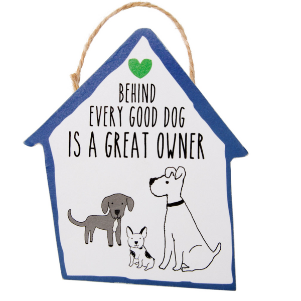 Dog Owner Magnet - Flamingo Boutique